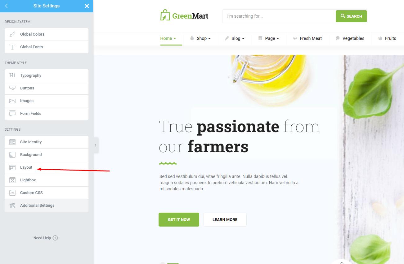 GreenMart – Organic & Food WooCommerce WordPress Theme