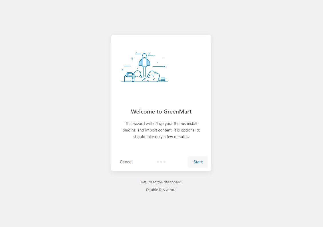 Documentation | GreenMart – Organic & Food WooCommerce WordPress Theme